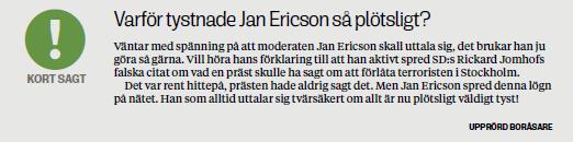 politisk chefredaktör aftonbladet