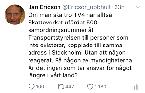kriminella förorter stockholm