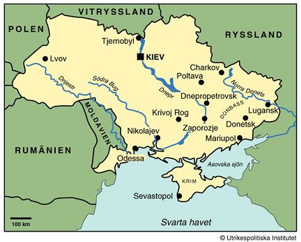 karta över ukraina på svenska Ericson i Ubbhult karta över ukraina på svenska
